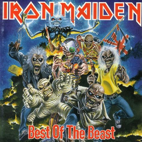 iron maiden best of iron maiden best of the beast at discogs