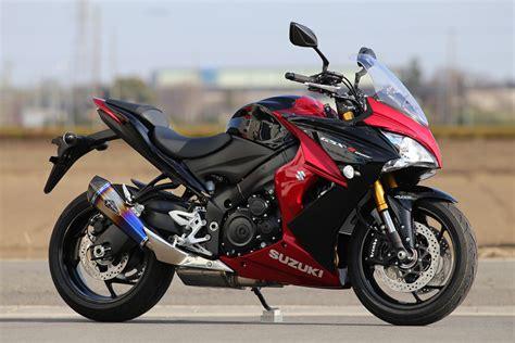 gsx s1000 light gsx s1000 f abs slip on マフラー アールズ ギア to ride