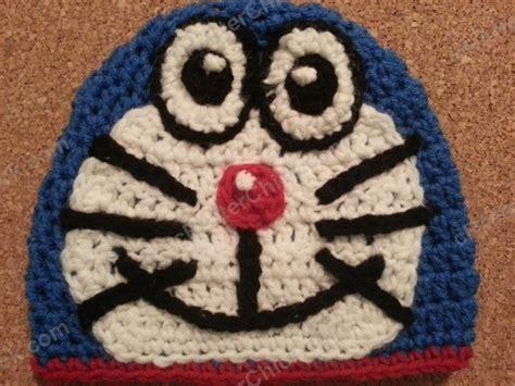 Win Win Crochet Cat Shape Hat doraemon the anime cat crochet character hat 183 an animal hat 183 yarncraft on cut out keep