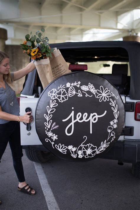 jeep beer tire cover 88 best images about visualization on pinterest