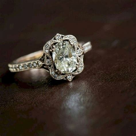 18 Brilliant Vintage Wedding Engagement Rings   Page 3 of