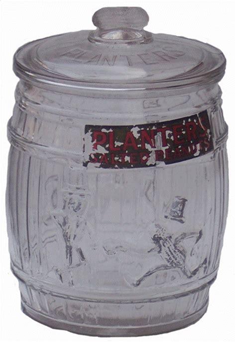 Planters Peanut Jar Value by Planters Peanut Glass Jar Antique Advertising Value And