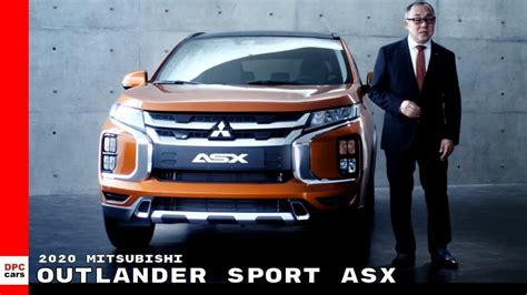 Mitsubishi Outlander Sport 2020 by 2020 Mitsubishi Outlander Sport Asx