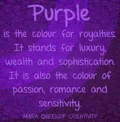 violet color meaning purple symbolism definition