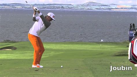 rickie fowler swing slow motion rickie fowler slow motion swing scottish open 2015 youtube