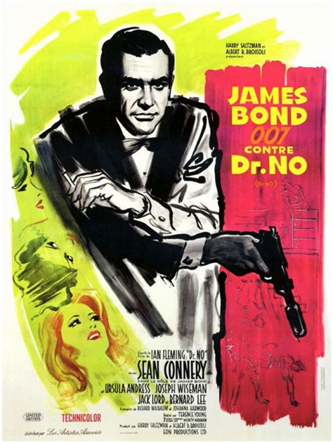 film james bond 007 complet francais affiches de cin 233 ma de james bond 007 contre dr no de