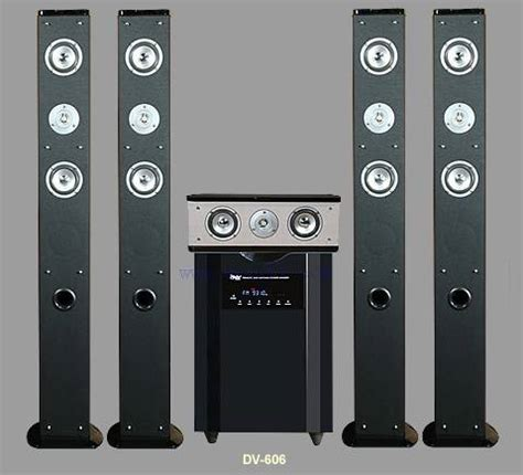 sell divinci 606 home theater surround sound audio speakers