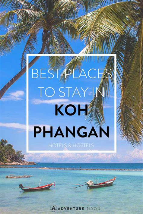 best hotels koh phangan where to stay in koh phangan thailand best hotels hostels
