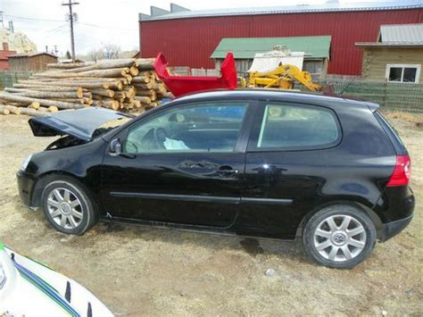 how to sell used cars 2008 volkswagen rabbit navigation system sell used 2008 volkswagen rabbit s hatchback 2 door 2 5l wrecked but drivable in dubois wyoming