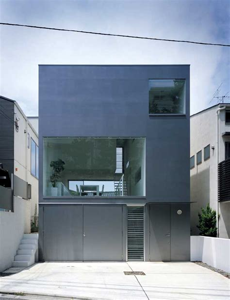 designer home industrial designer house japan koji tsutsui architects