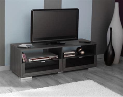 www tv meuble tv knok chene cendre noir