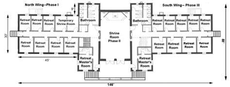 the retreat floor plans vajra vidya center building