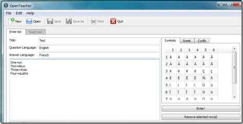 layout of an email in french create language tests to learn new languages with open teacher