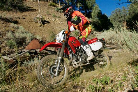 honda xr 650 2016 honda xr650l review dual sport test