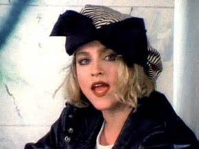 how to make a madonna hair bow 80s beats boxing and mayhem
