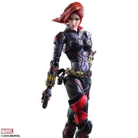 Play Arts Marvel Universe Ori Square Enix New Misb square enix play arts marvel universe black widow brand new 2015 ebay