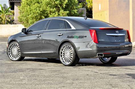 cadillac xts wheels cadillac xts custom wheels xo luxury new york 22x9 0 et
