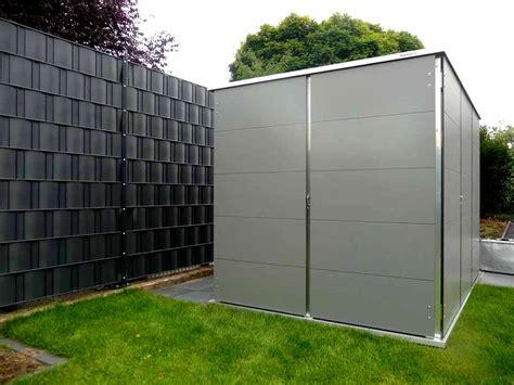 Design Gartenhaus Metall gartenhaus gartenschrank garten q gmbh