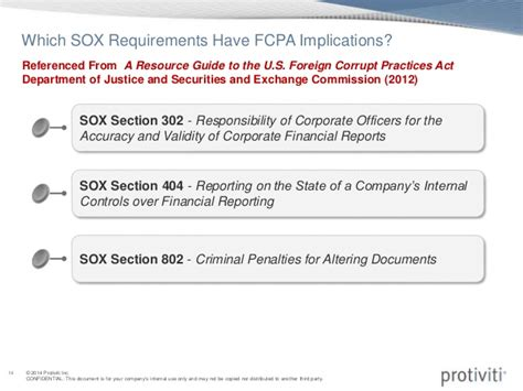 sox section 802 coso webinar slides assessing fraud risk september 2014