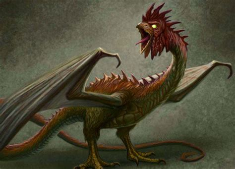 mythical creature restrained bound dragon top mythological creatures the most dangerous monsters