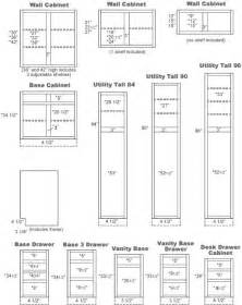 standard size of kitchen cabinets standard cabinet sizes exle w3618 w cabinet type 36