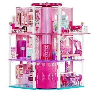 Casa da barbie 3 andares house dreamhouse r 2 999 99 no