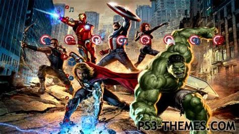 google themes marvel ps3 themes 187 search results for quot avengers quot