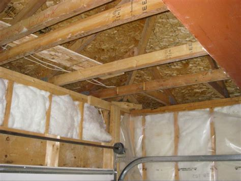 Garage Attic Insulation by Insulation Do I Need To Add Roof Vents If I A