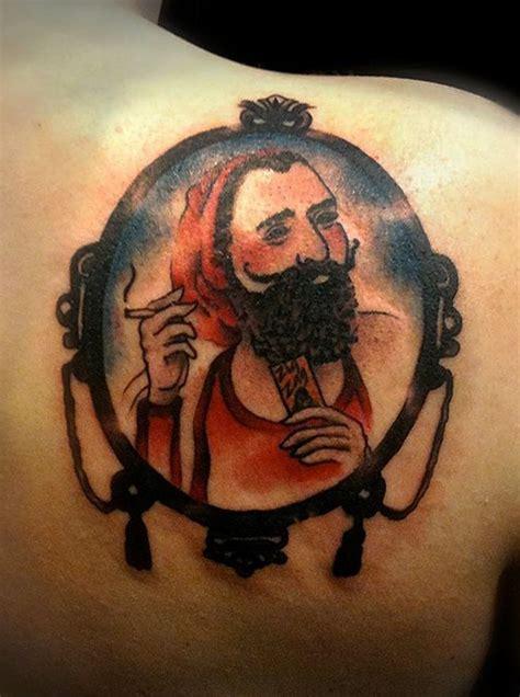 zig zag man zig zag man tattoo done by angela grace want on my skin