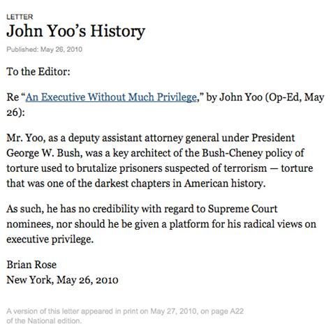 Letter Of Credit In New York New York Letter In The Times Journal Brian