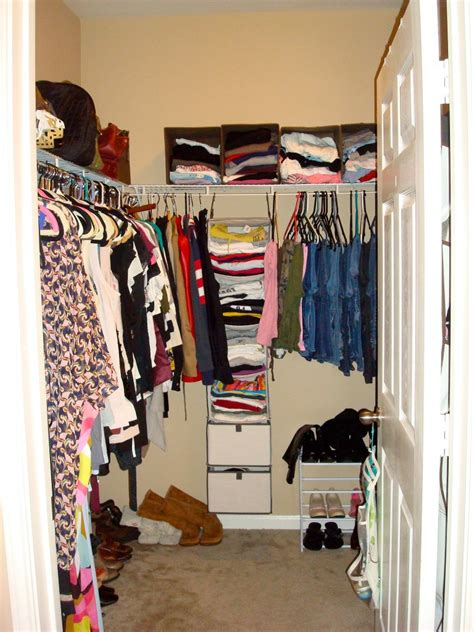 S Closet by Walk In Closet Now With Room To Spare Organize Your