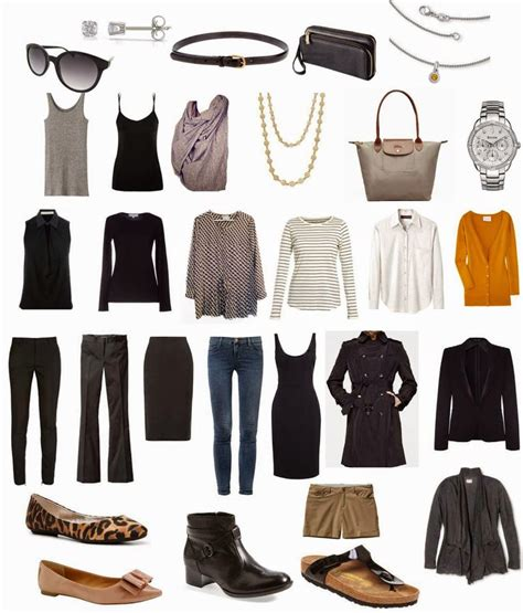 Project 333 Capsule Wardrobe by Oltre 1000 Idee Su Project 333 Fall Su Capsule