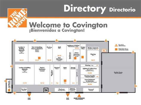 home depot layout design home depot 4737 covington chamber