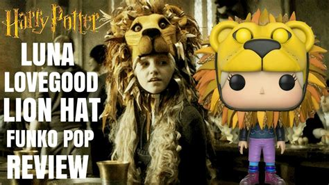 Funko Pop Harry Potter Lovegood With Hat harry potter lovegood with hat funko pop review