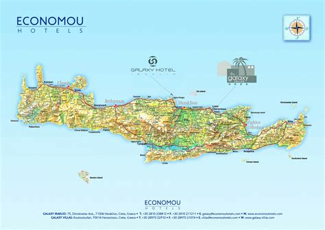 crete map koutouloufari crete map images