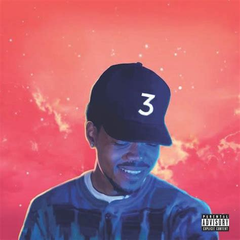 coloring book chance the rapper rap genius tracks of the year 2016 magazine