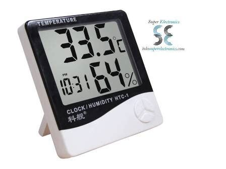 Jual Hygrometer Thermometer jual thermometer hygrometer htc 1 otomatis hygrometer