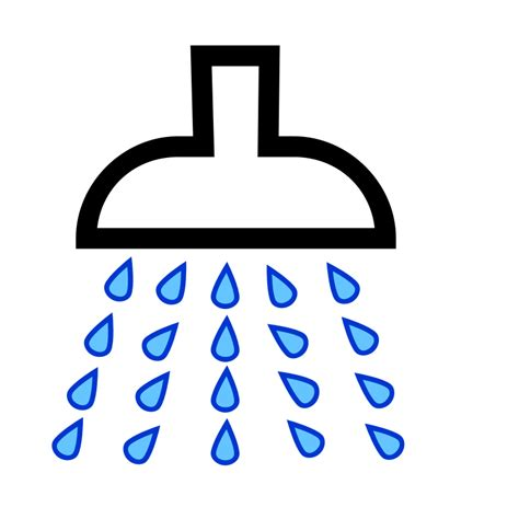 Shower Clipart by Clipart Shower 2
