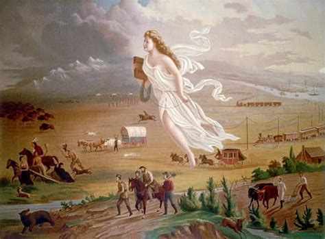 The American Frontier The Frontier In American History 4 History