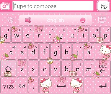 hello kitty keyboard themes for android hello kitty ride go keyboard skins android themes