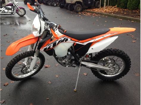 Ktm 250 Xcf W Price 2014 Ktm 250 Xcf W For Sale On 2040motos