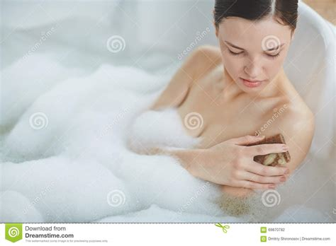 bathtub skins purity stock photo image 69870782