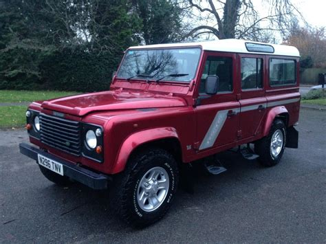 1995 land rover defender interior landrover defender 1995 land rover defender 110 county