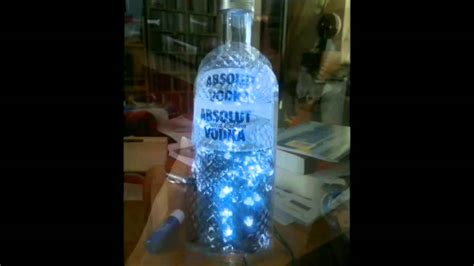 how do you make a homemade lava l absolut vodka l youtube