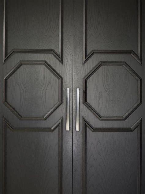 Black Closet Doors Black Closet Doors Contemporary Home Exterior Greg Natale