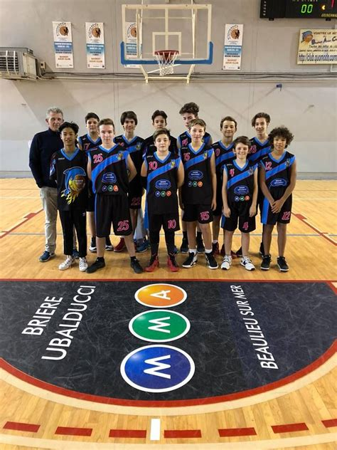 album photo equipes   de lassociation basket azur