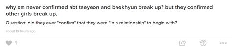 ask fm oniontaker popular snsd insider s cryptic answer about baekyeon break