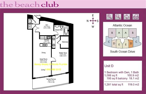 beach club hallandale floor plans beach club tower 3 beach club tower three beach club 3