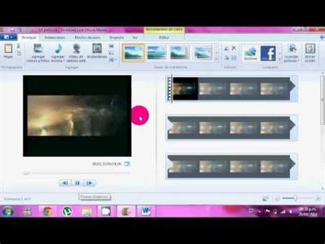 tutorial como usar windows live movie maker youtube tutoriales como usar windows live movie maker 2007 youtube