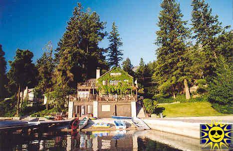 lakechelanonline cabin lodging information for lake